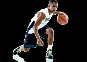OSA basketball player